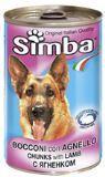 Simba 415г с ягненком Консервы для собак