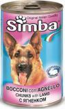 Simba 1230 г с бараниной Консервы для собак