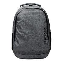 Рюкзак молодежный, c эргономичной спинкой, HEAD, 44.5 х 30.5 х 16.5 см, Melange