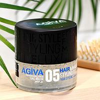 Гель для укладки волос ПРОЗРАЧНЫЙ AGIVA Hair Gel 05 Transparent, 200 мл