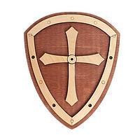 Деревянное оружие 'Щит' 24 x 29 x 3,2 см