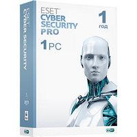Eset NOD32 Cyber Security Pro - продление лицензии на 1 год на 1 ПК