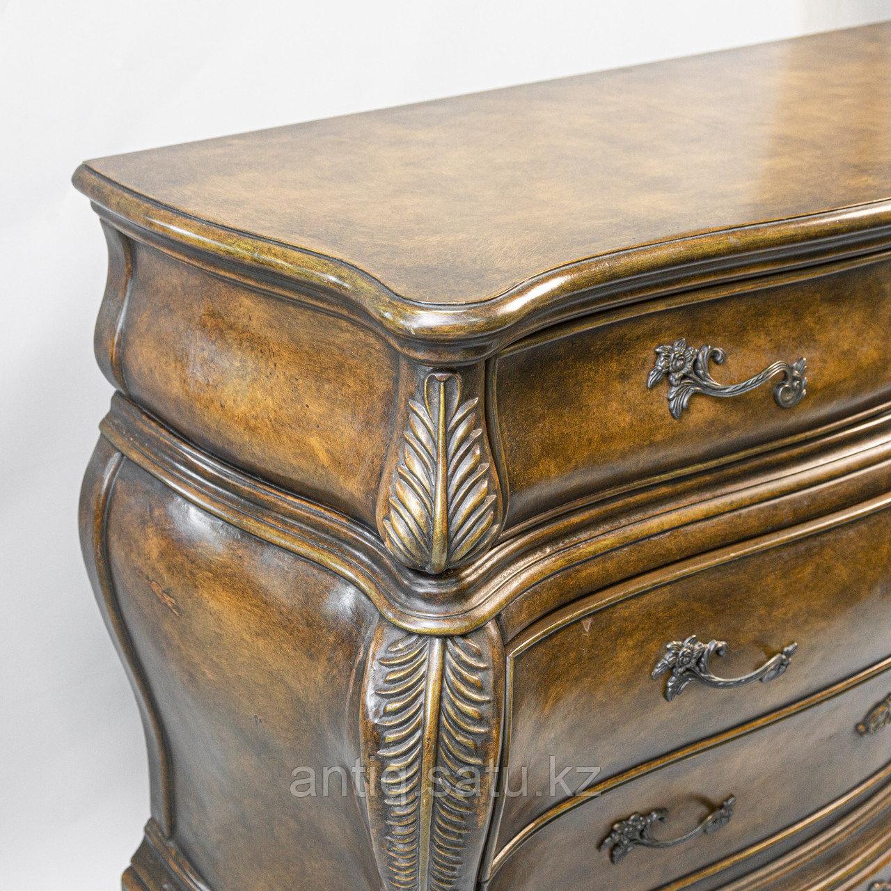 Комод в стиле Людовика XV Привезен из Голландии XX век. - фото 4