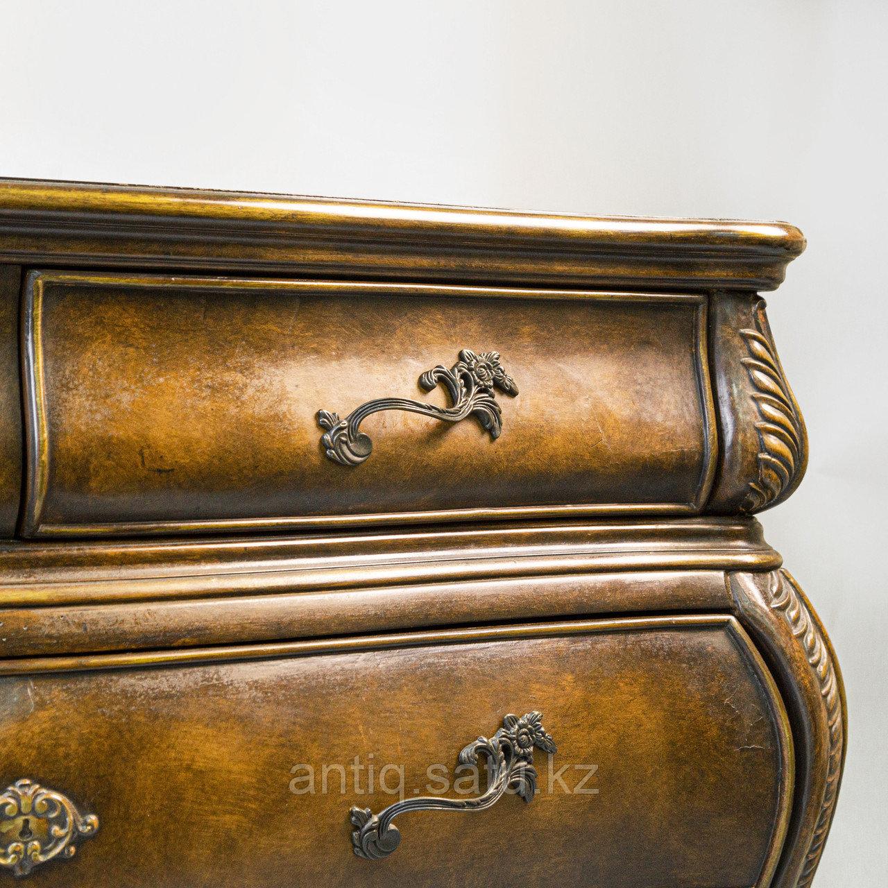 Комод в стиле Людовика XV Привезен из Голландии XX век. - фото 10