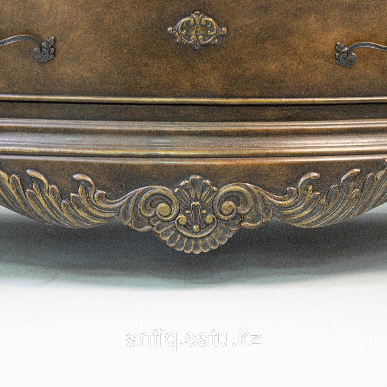 Комод в стиле Людовика XV Привезен из Голландии XX век. - фото 8