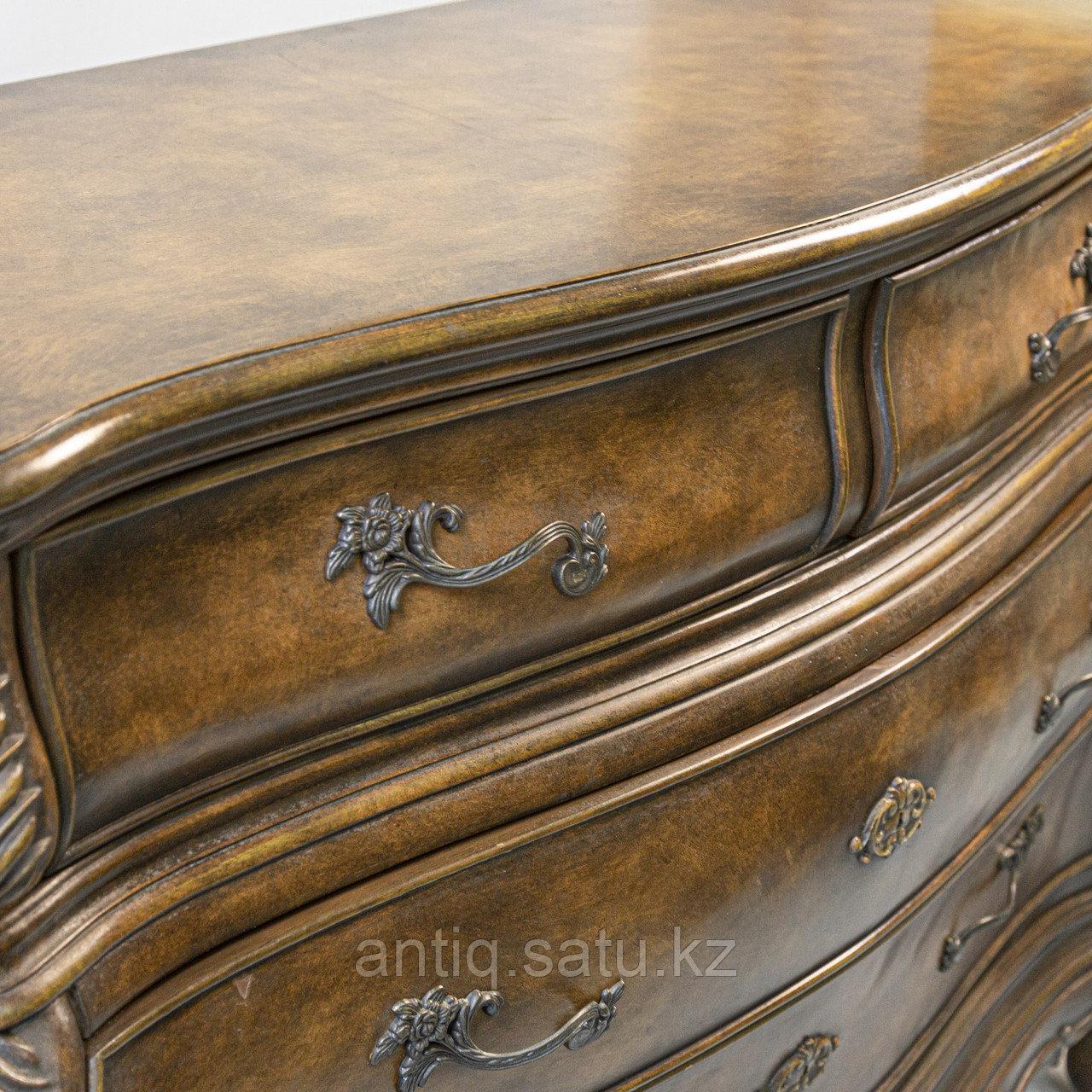 Комод в стиле Людовика XV Привезен из Голландии XX век. - фото 7