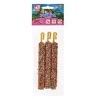 Палочки Seven Seeds Эконом для птиц, вишня/шиповник/овощи, 3 шт, 75 г
