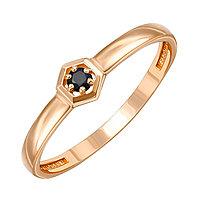 Серебряное кольцо с сапфиром TEOSA 20127-1094-SP