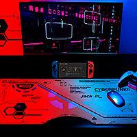 Игровой коврик для мыши Cyberpunk 2077, 800*350*3 мм