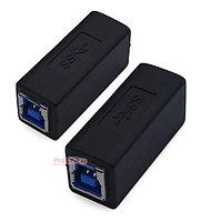Конвертер USB B-B, Digitus черный