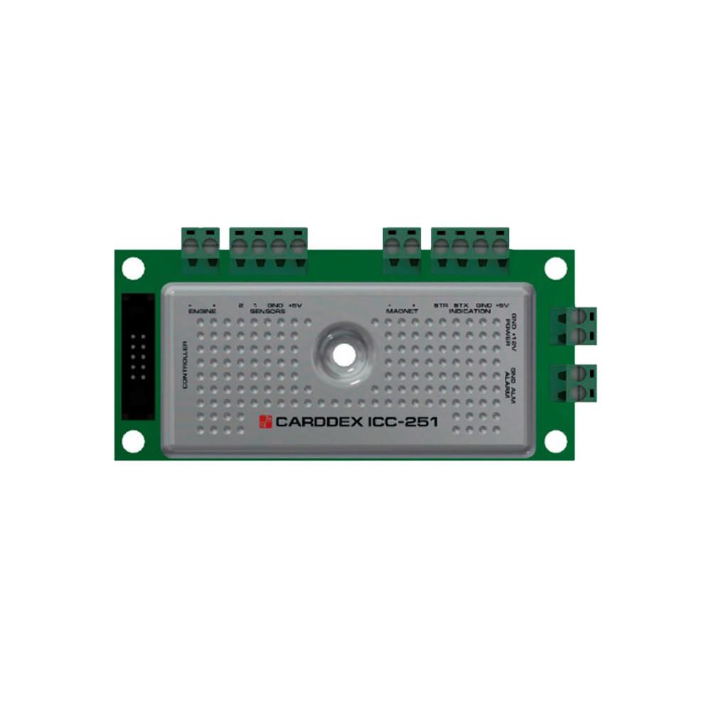 Плата Carddex ICC-251_110219_0353