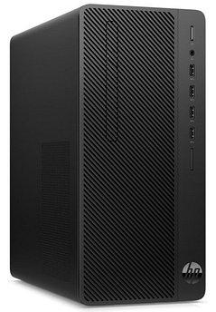 Системный блок HP 290 G4 MT,i3- 10100,8GB,256GB SSD,W10p64,DVD-WR,1yw,kbd,mouseUSB,Speakers