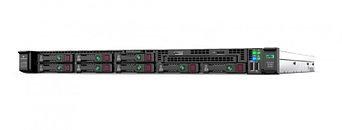 Сервер HPE DL360 Gen10, 1(up2)x 6226R Xeon-G 16C 2.9GHz, 1x32GB-R DDR4, S100i/ZM (RAID 0,1,5,10) noHDD (8/10+1