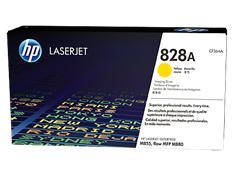 HP CF364A 828A Yellow Image Drum for Color LaserJet M855dn/M855x+/M855xh/M880z/M880z+, up to 30000 pages.
