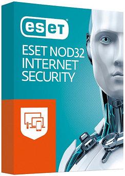 Программное обеспечение ESET NOD32 Internet Security – универсальная лицензия на 1 год на 3 устройства или