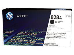 HP CF358A 828A Black Image Drum for Color LaserJet M855dn/M855x+/M855xh/M880z/M880z+, up to 30000 pages.