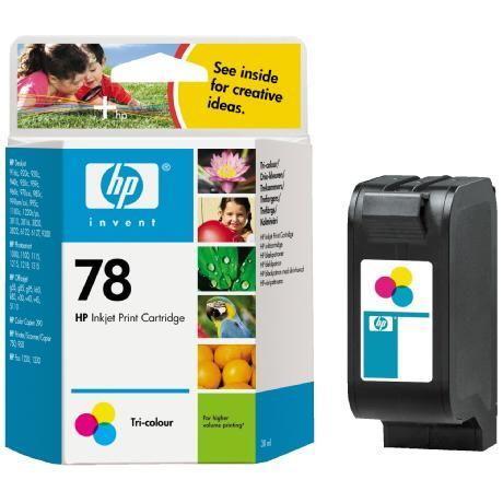 Картридж HP C6578D