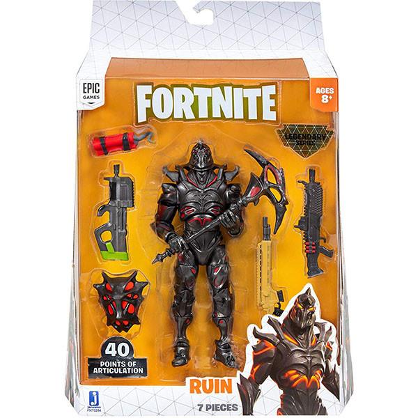 Игрушка Fortnite - фигурка героя Ruin с аксессуарами (LS) - фото 1