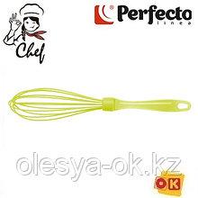 Венчик 23 х 5 см, зеленый, PERFECTO LINEA (21-008513)