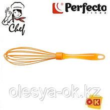 Венчик 23 х 5 см, оранжевый, PERFECTO LINEA (21-008514)