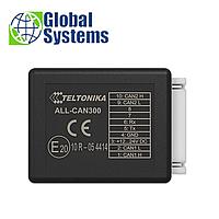 ALL-CAN300 CAN адаптер для считывания данных CAN-шины с любого вида транспорта!