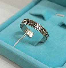 Кольцо мусульманское / серебро / размеры: 20; 21; 21,5
