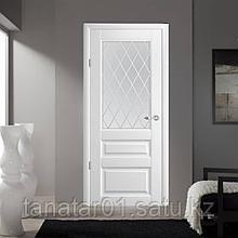 Дверь Пиана, Стекло, софтач