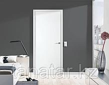 Дверь Глухая, ПВХ Пленка