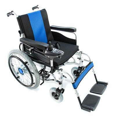 Инвалидная коляска Мега-оптим с большими ведущими колесами FS 101 А