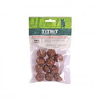 Titbit Фрикадельки из говядины с морковью для собак Золотая коллекция 70 г 019146