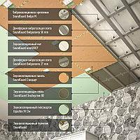 Система для шумоизоляции потолка