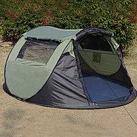 Палатка автомат трехместная