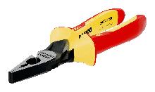 Плоскогубцы с электроизоляцией, 160 мм.