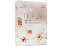 Набор по уходу за волосами Wella Professionals set Fusion Shampoo 250 Conditioner 200 ml расческа в подарок