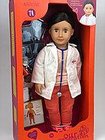 """«Our generation , серия """"Специальные куклы"""", доктор НИКОЛА / 46 см/ Канада"""