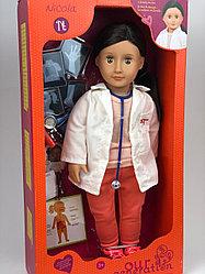 """«Our generation"""", серия """"Специальные куклы"""", доктор НИКОЛА  / 46 см/ Канада"""