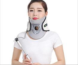 Надувной бандаж-фиксатор для шеи