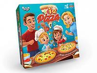 Настольная игра ДАНКО-ТОЙС IQ Pizza, Приготовь свою суперпиццу