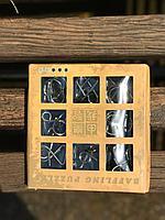 Набор металлических головоломок «Metal Puzzle» 9 шт, фото 1
