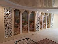 Декоративная резная панель