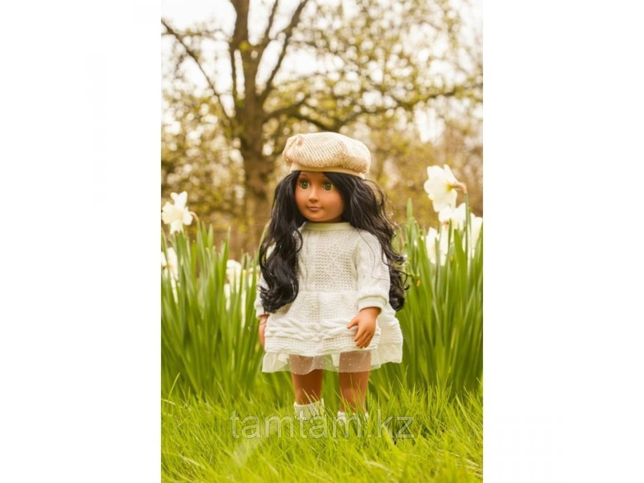 """Our generation"" кукла Талита со шляпой /46 см/ Канада"