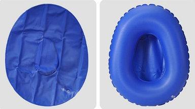 Судно надувное для лежачих больных (с насосом), фото 2