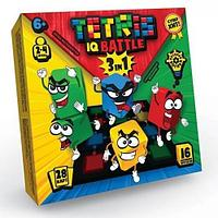 Danko toys игра развлекательная tetris IQ battle 3in1