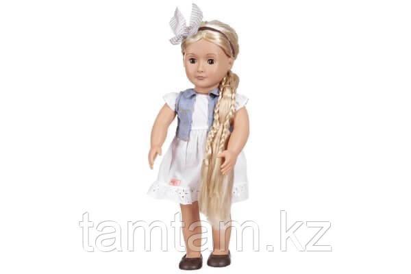 Фиби «Our generation блондинка с растущими длинными волосами/46 см/Канада - фото 4