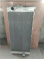 Радиатор для экскаватора Hyundai R520LC-9.