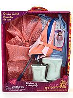Набор одежды для кукол дождевик «Our generation / Канада/ 5 предметов