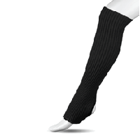 Разогрев Гетры для гимнастики и танцев ЛВ5 INDIGO