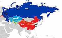 Грузоперевозки Китай - Казахстан - Россия