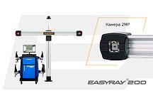 EASYRAY 200 – стенд развал-схождения с камерой стандартного разрешения 2Мп.