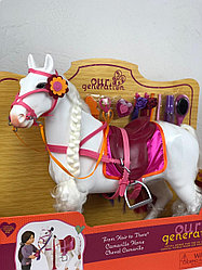 """Our generation"" Лошадь для куклы, порода Камарилло/46 см/ Канада"